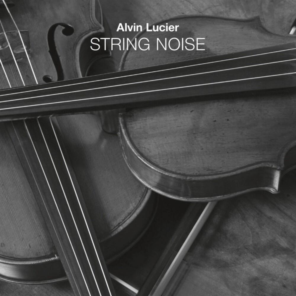 Alvin Lucier - String Noise