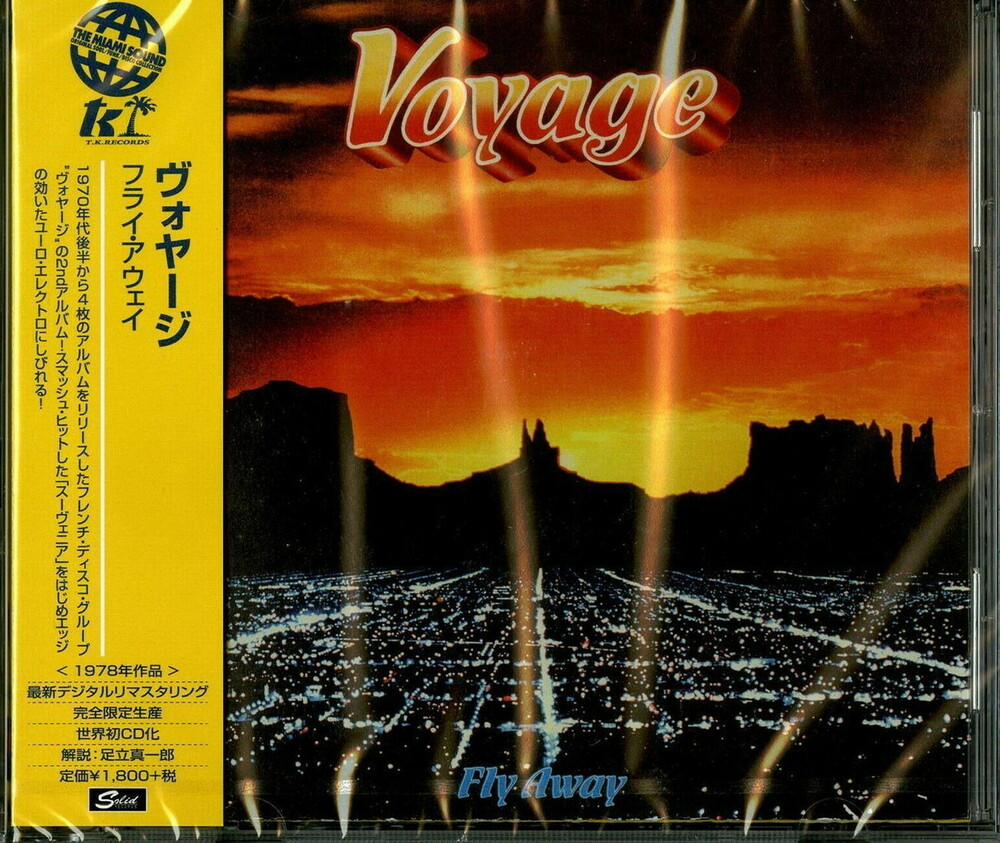 Voyage - Fly Away (Jpn)