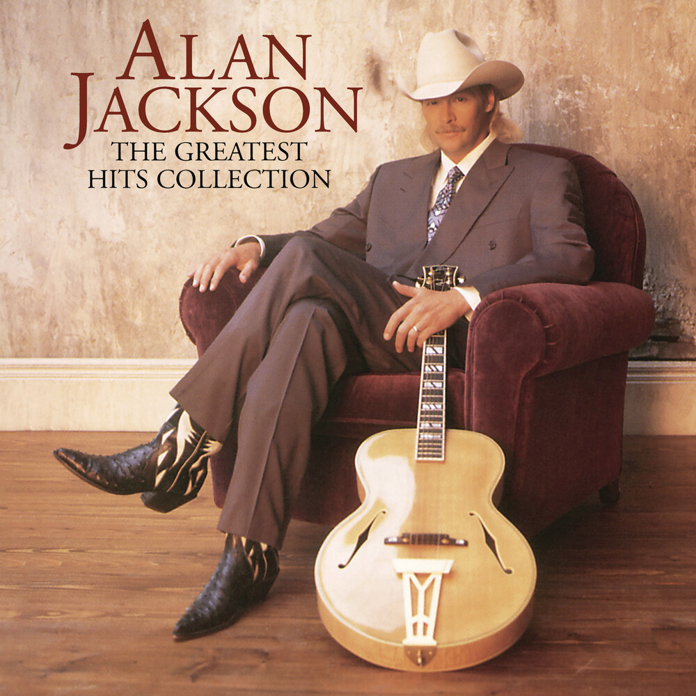 Alan Jackson - Greatest Hits Collection (Reis)