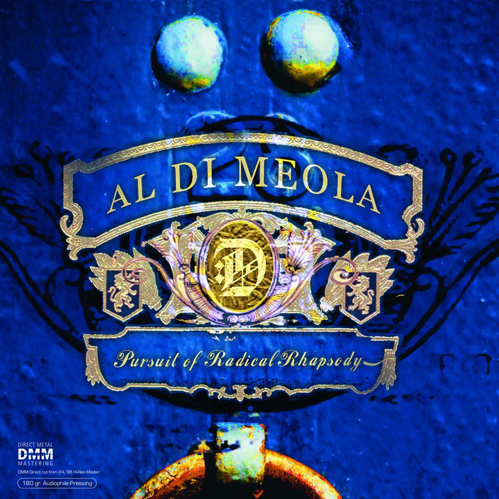 Al DiMeola - Pursuit Of Radical Rhapsody
