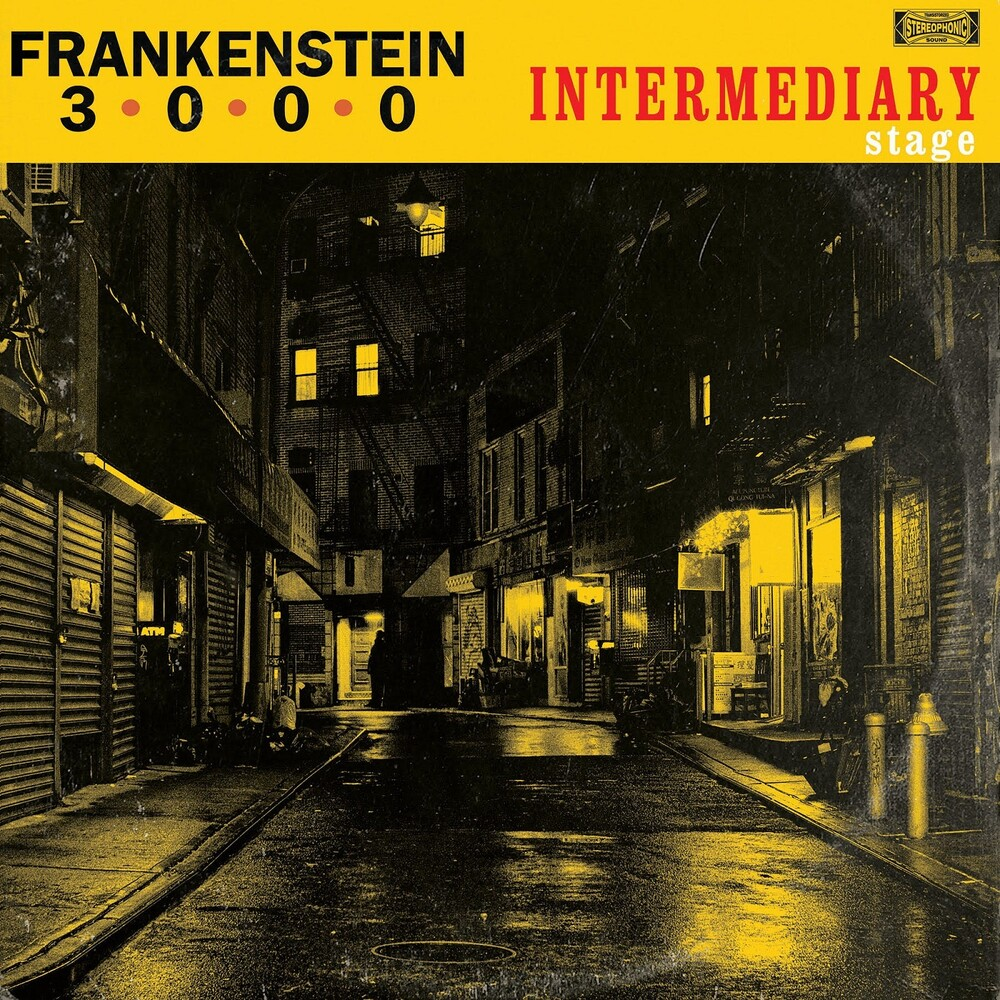 Frankenstein 3000 - Intermediary Stage