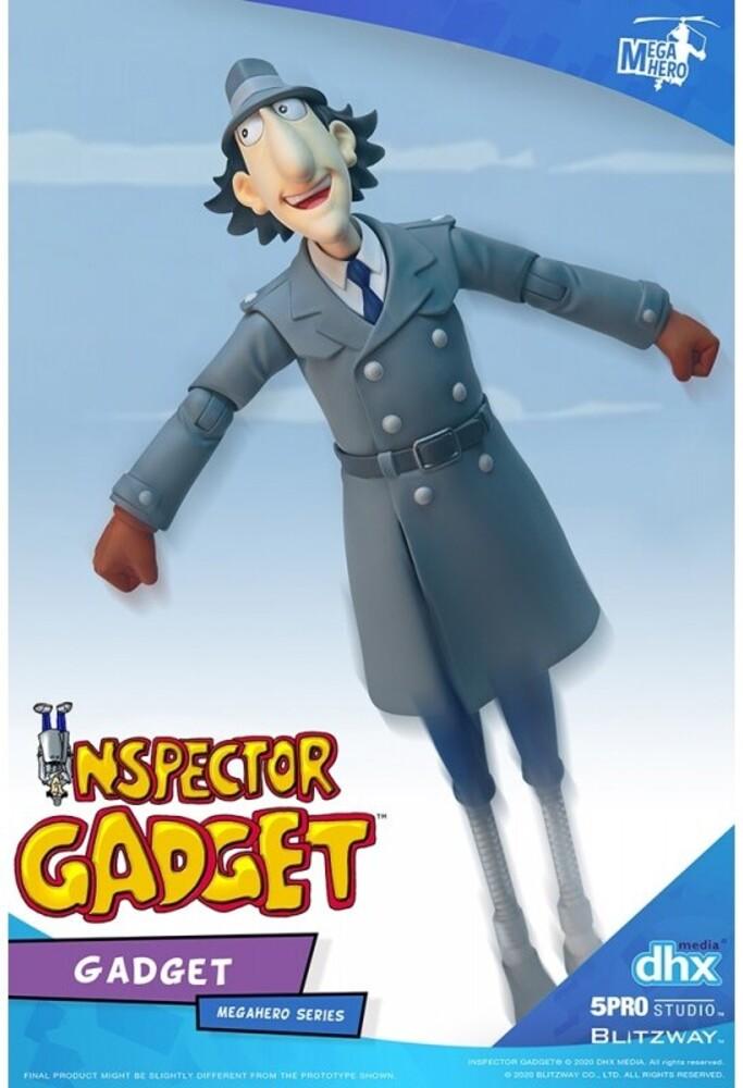 Blitzway - Blitzway - Inspector Gadget - Gadget, 5Pro Studio MEGAHERO Series