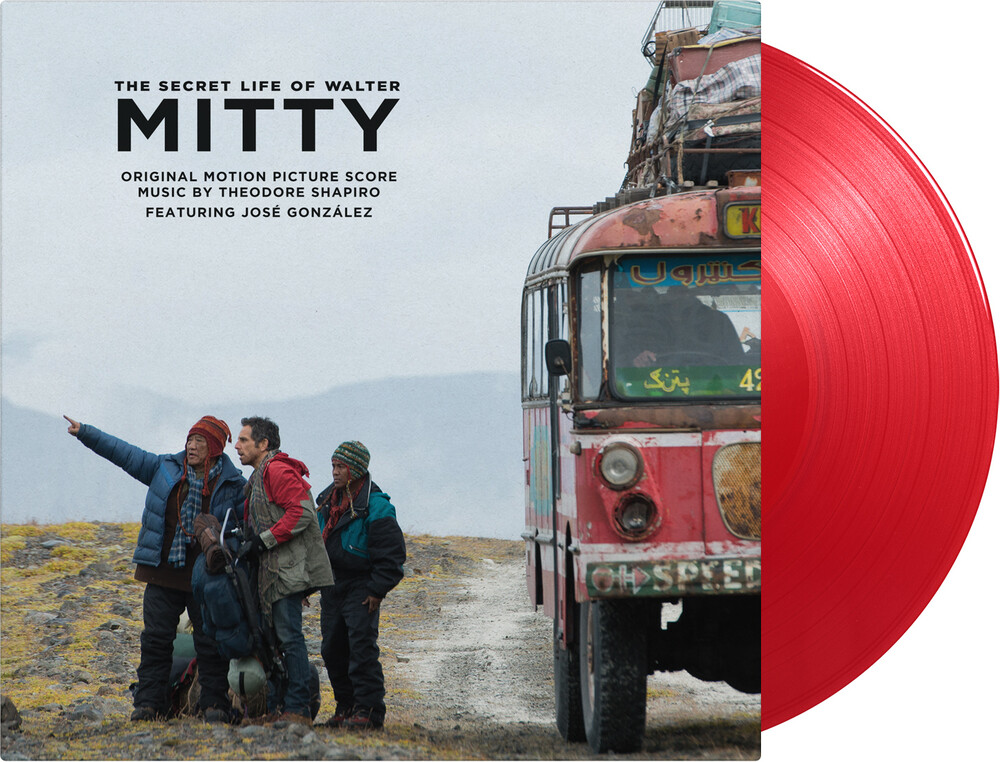 Secret Life Of Walter Mitty / OST Colv Ltd - Secret Life Of Walter Mitty / O.S.T. (Colv) (Ltd)