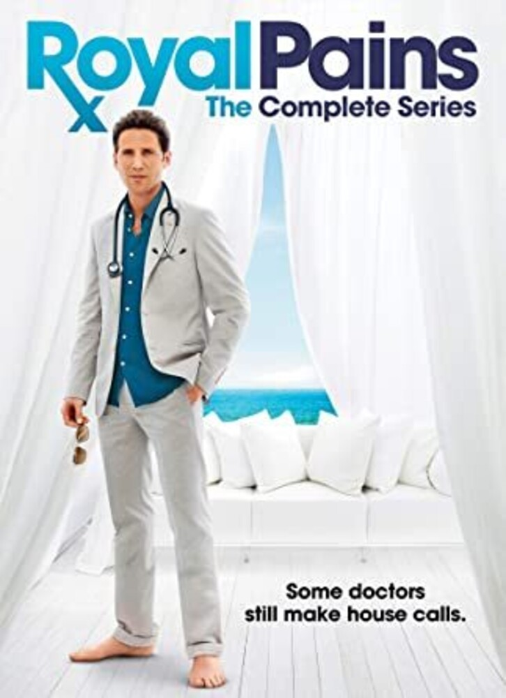 Royal Pains: Complete Series - Royal Pains: Complete Series (15pc) / (Box Ws)