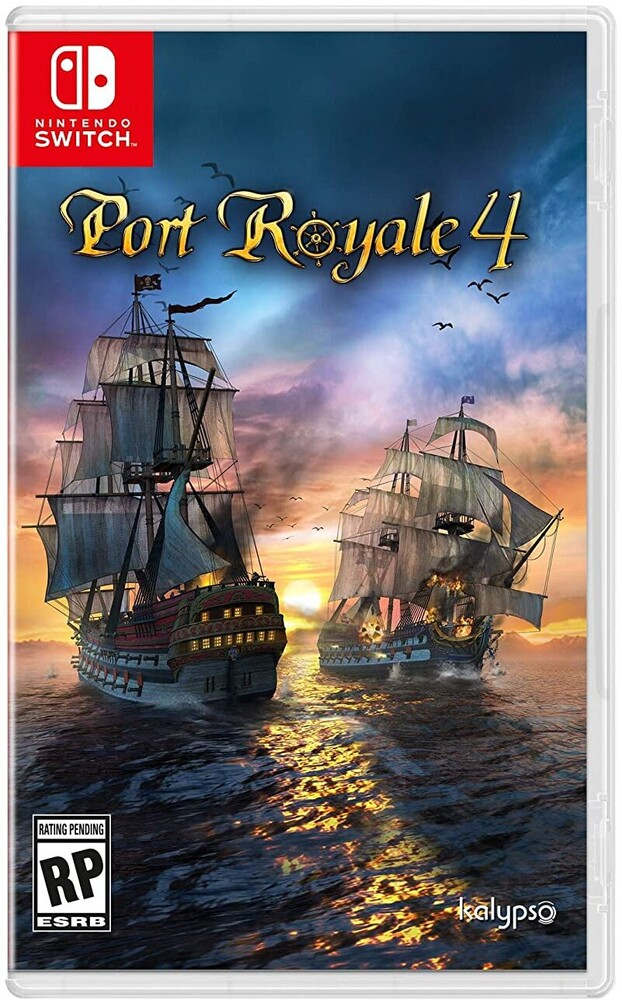 Swi Port Royale 4 - Port Royal 4 for Nintendo Switch