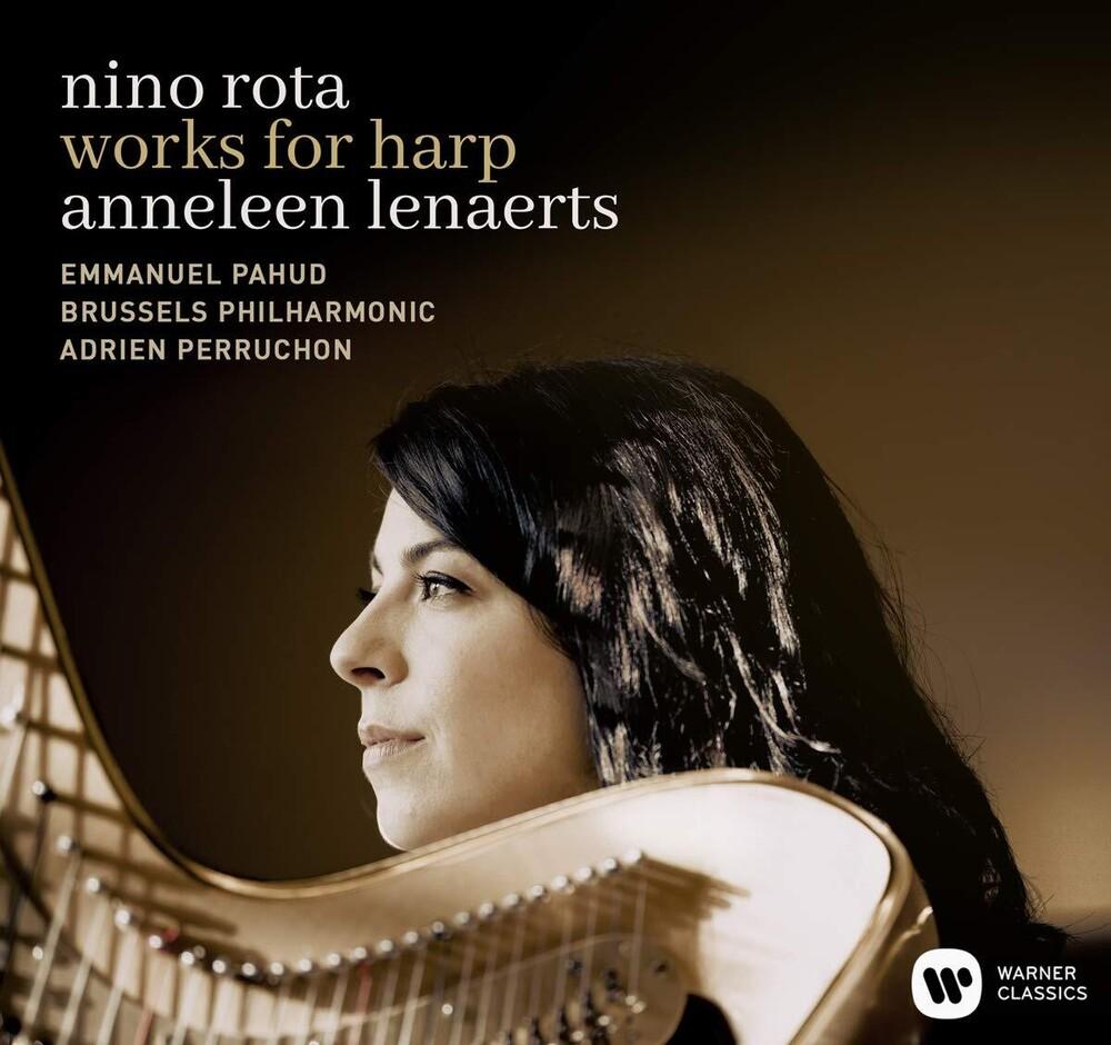 Anneleen Lenaerts / Pahud,Emmanuel - Rota: Concerto & Transcriptions (Dig)