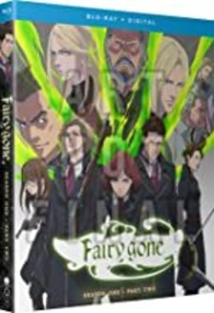 Fairy Gone: Season 1 Part 2 - Fairy Gone: Season 1 Part 2 (2pc) / (2pk Digc)