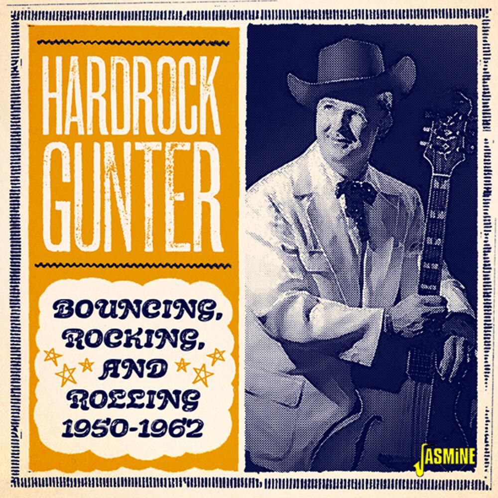 Hardrock Gunter - Bouncing Rocking & Rolling 1950-1962 (Uk)