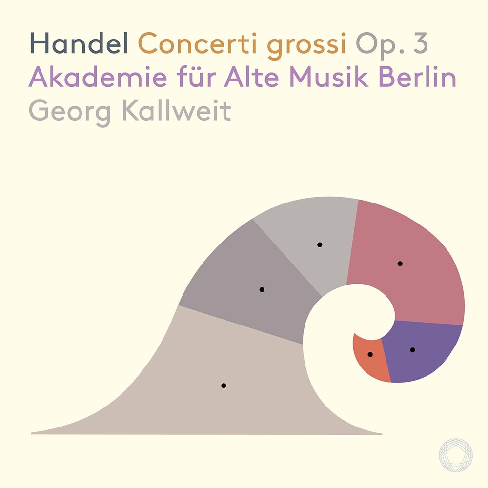 Akademie Für Alte Musik Berlin - Concerti Grossi 3