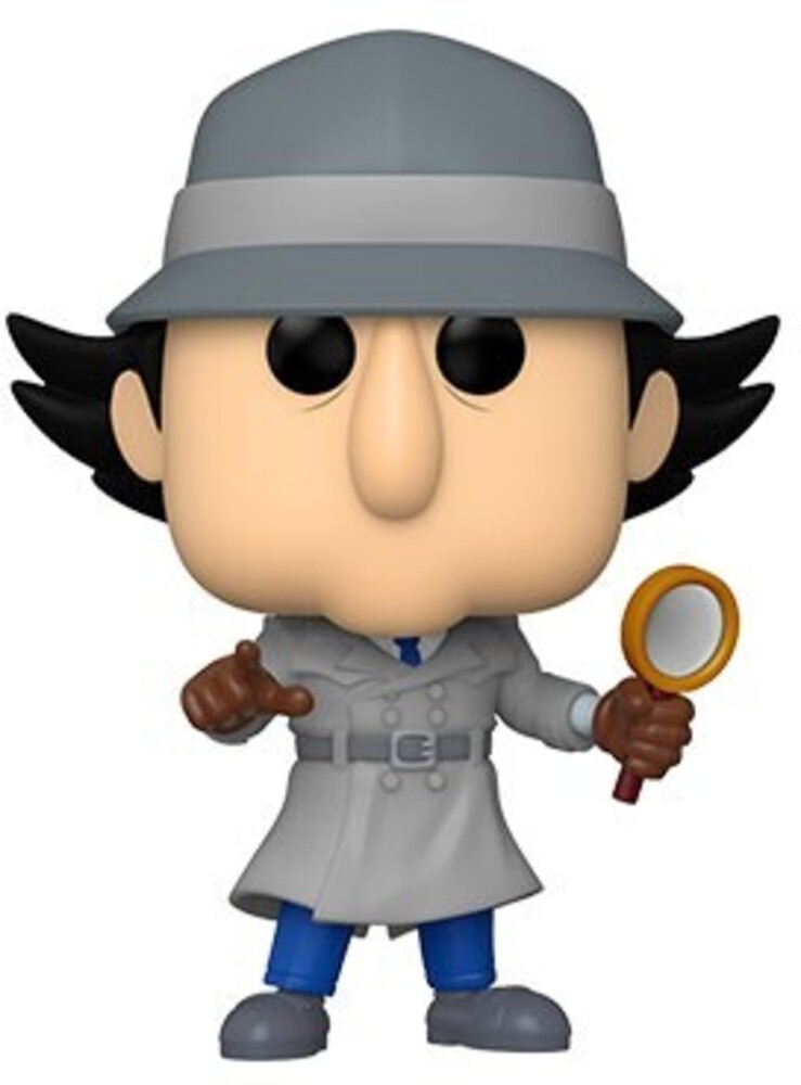 - FUNKO POP! ANIMATION: IG- Inspector Gadget (Styles May Vary)