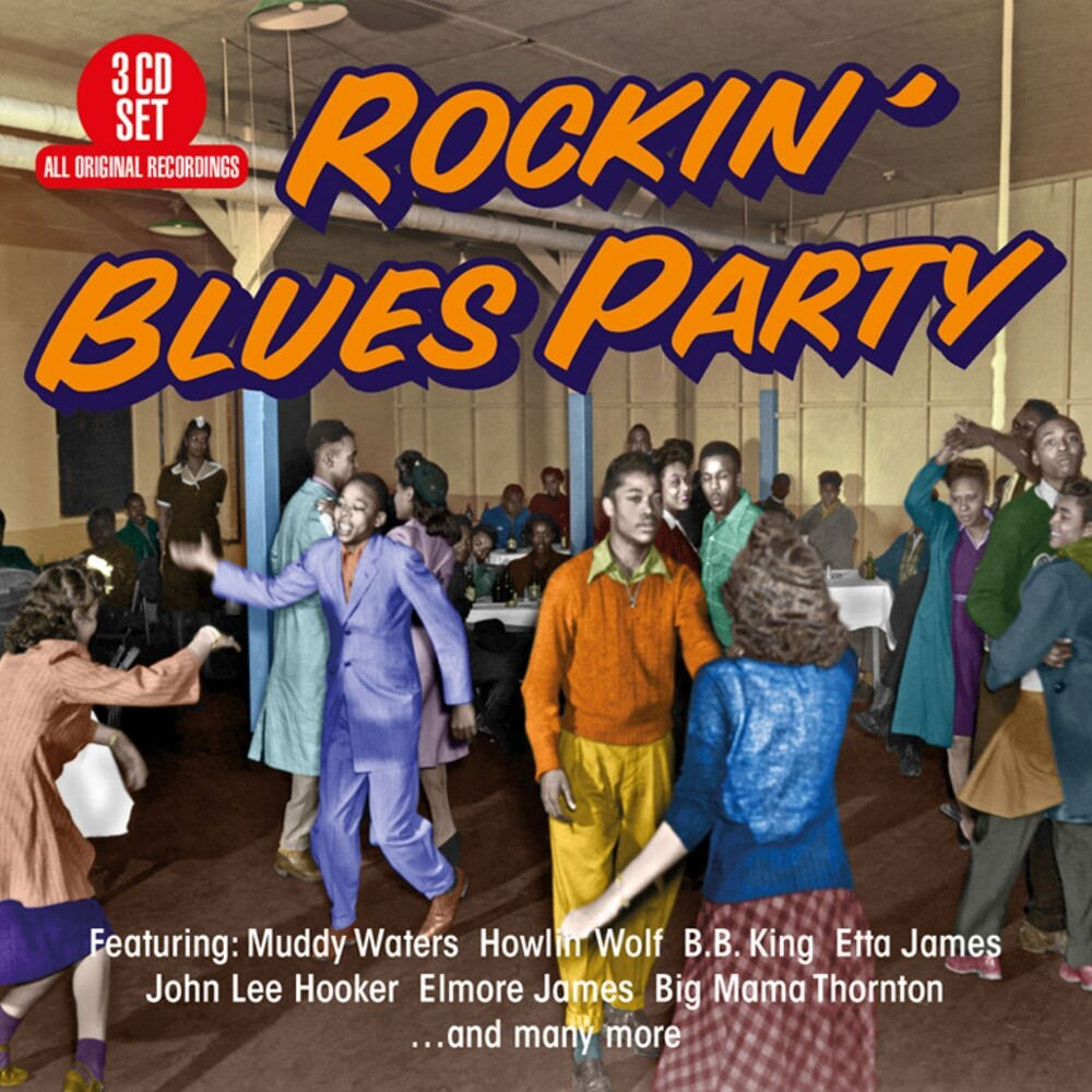 Rockin Blues Party / Various - Rockin Blues Party / Various (Uk)