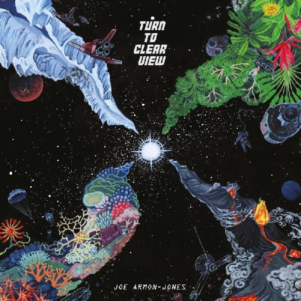 Armon-Joe Jones - Turn To Clear View (Uk)