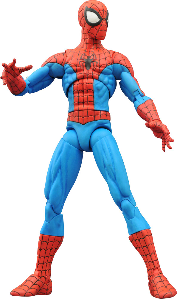 Diamond Select - Diamond Select - Marvel Select Spectacular Spider-Man Action Figure