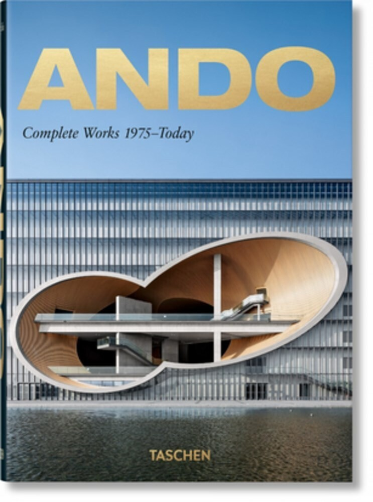 - Ando. Complete Works 1975-Today: 40th Anniversary Edition