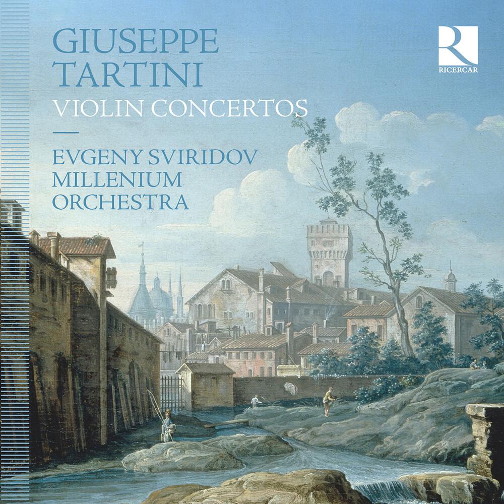 Tartini / Sviridov / Millenium Orchestra - Violin Concertos