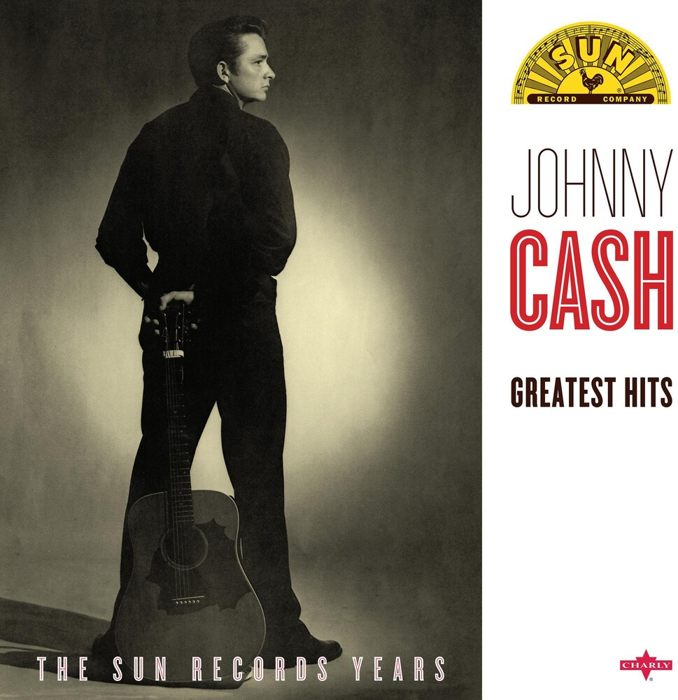 Johnny Cash - Greatest Hits [LP]