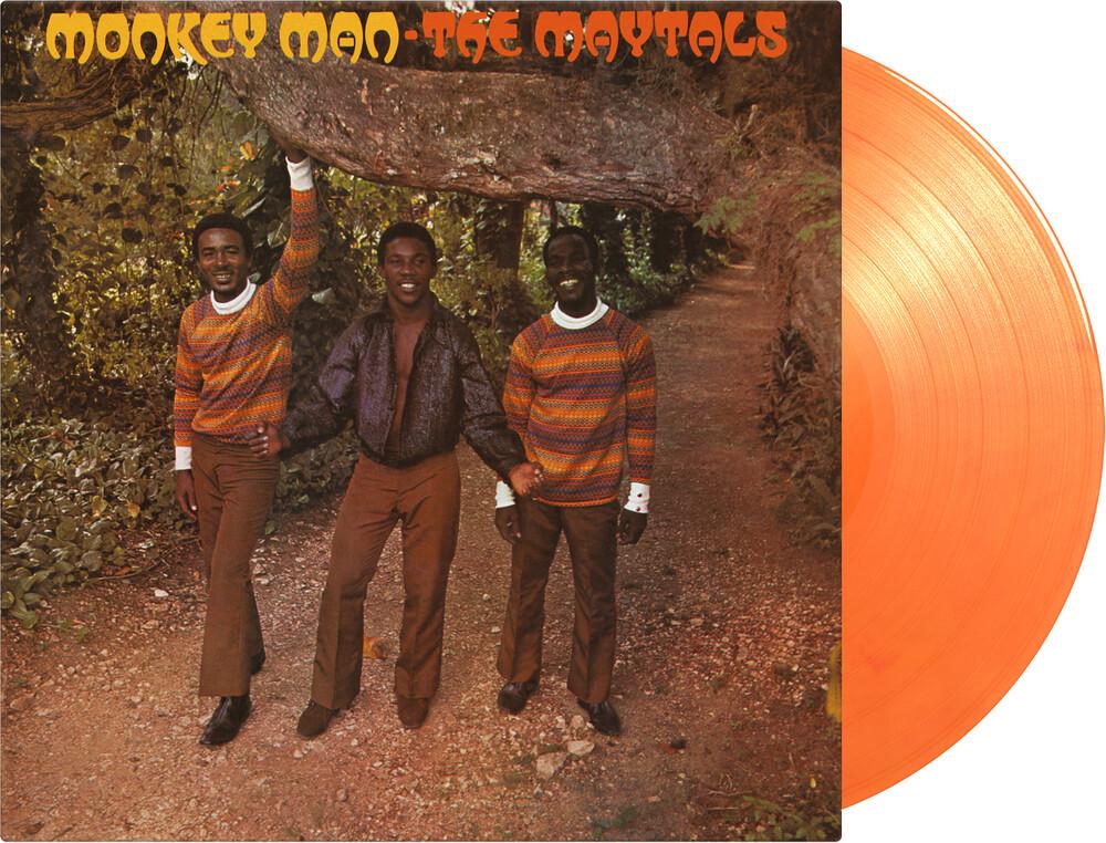 Maytals - Monkey Man [Colored Vinyl] [Limited Edition] [180 Gram] (Org) (Hol)