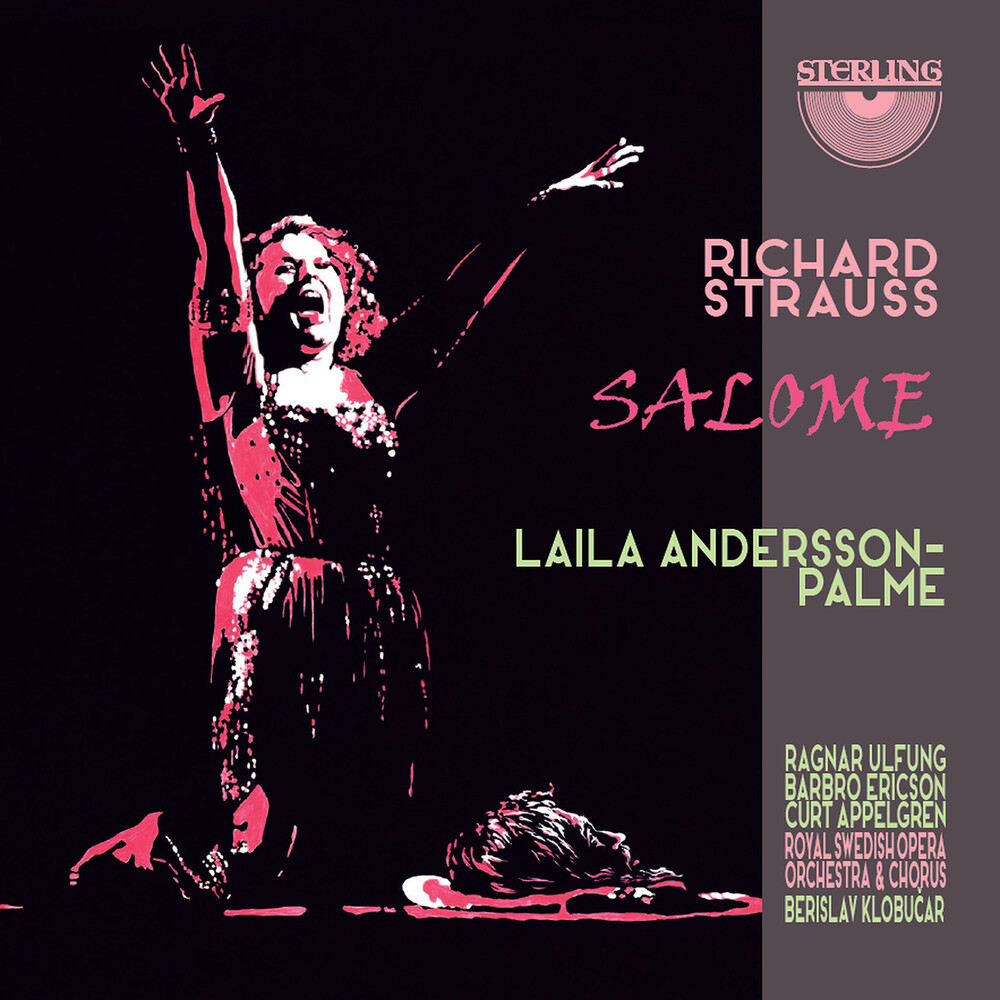 Laila Andersson - Salome
