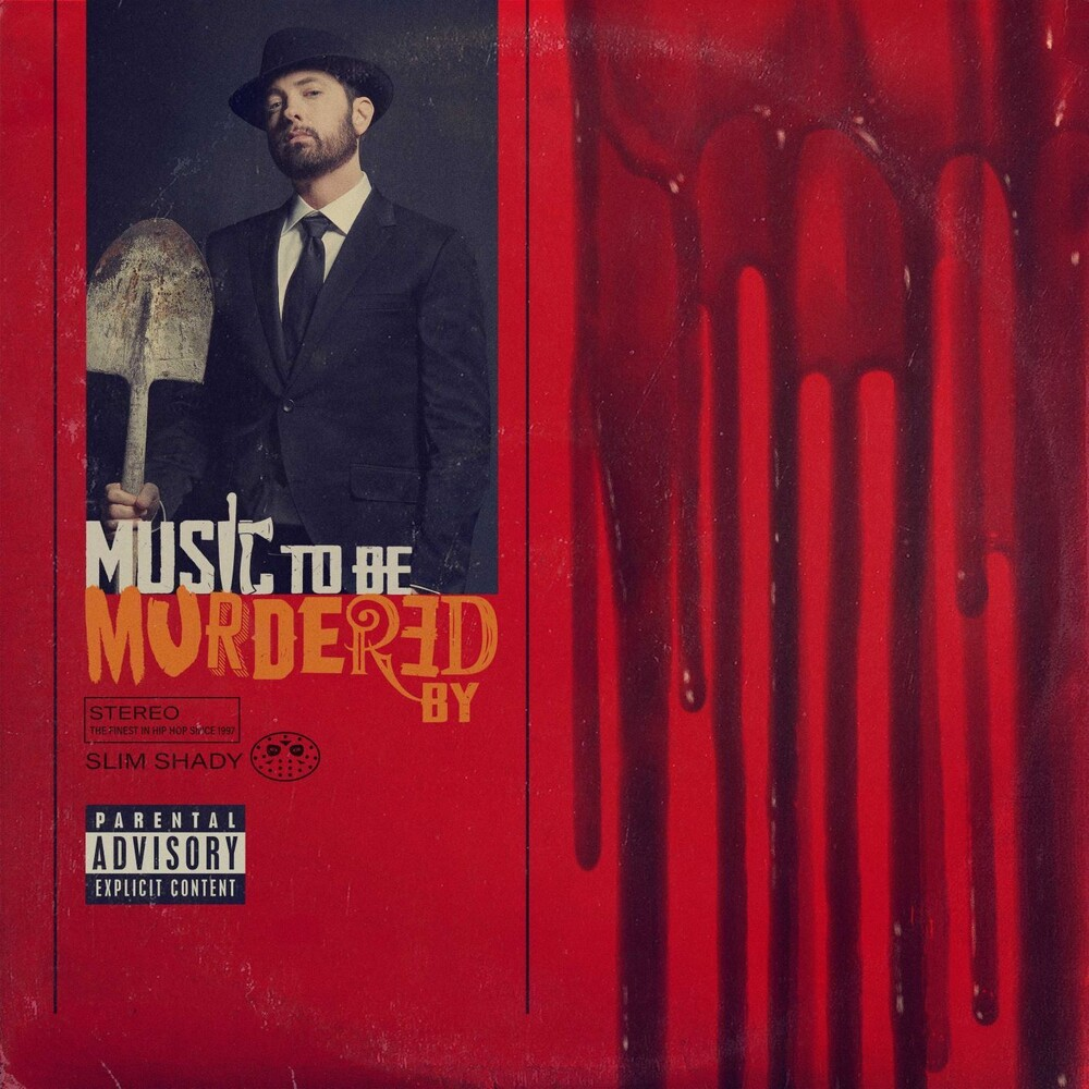 Eminem - Music To Be Murdered By [Black Ice 2LP]