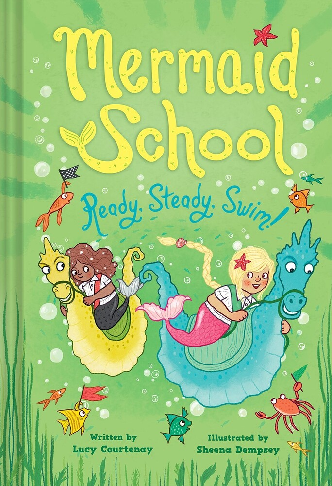 - Ready, Steady, Swim!, Mermaid School 3