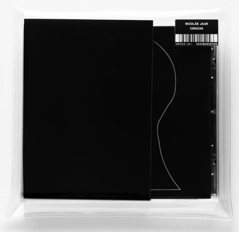 Nicolas Jaar - Cenizas (W/Book) [Limited Edition] (2pk)
