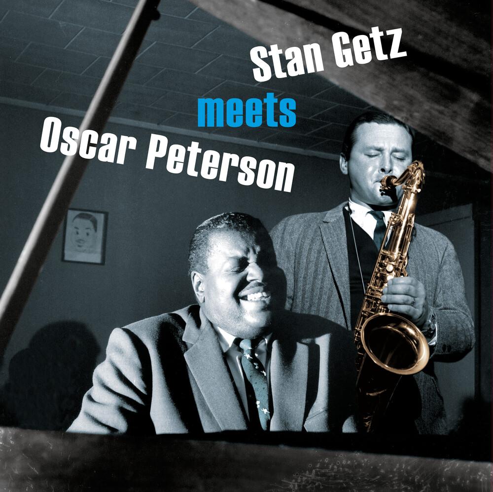 Stan Getz / Peterson,Oscar - Stan Getz Meets Oscar Peterson (Bonus Track) (Ogv)
