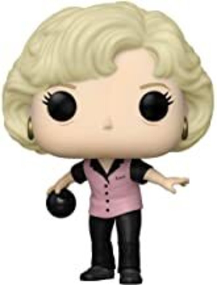 - FUNKO POP! TELEVISION: Golden Girls- Rose (Bowling Uniform)