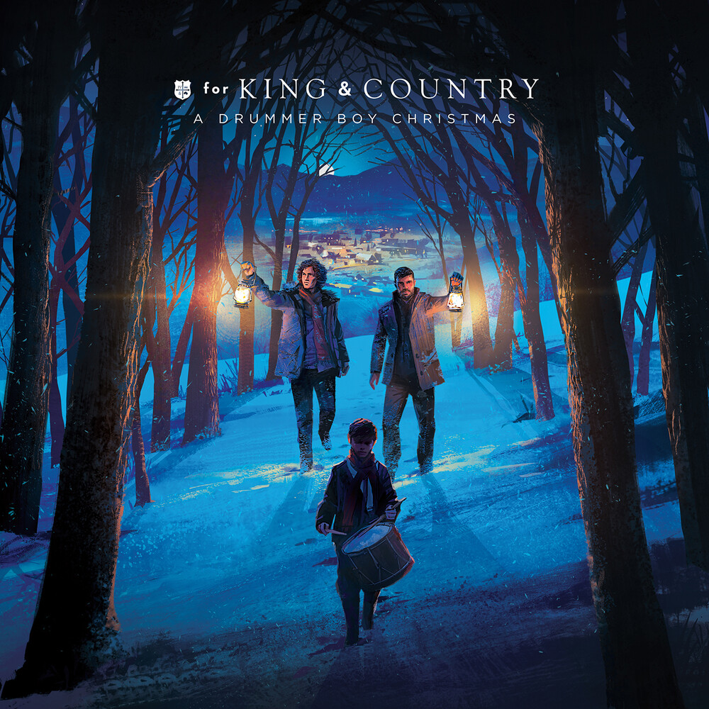 For King & Country - A Drummer Boy Christmas
