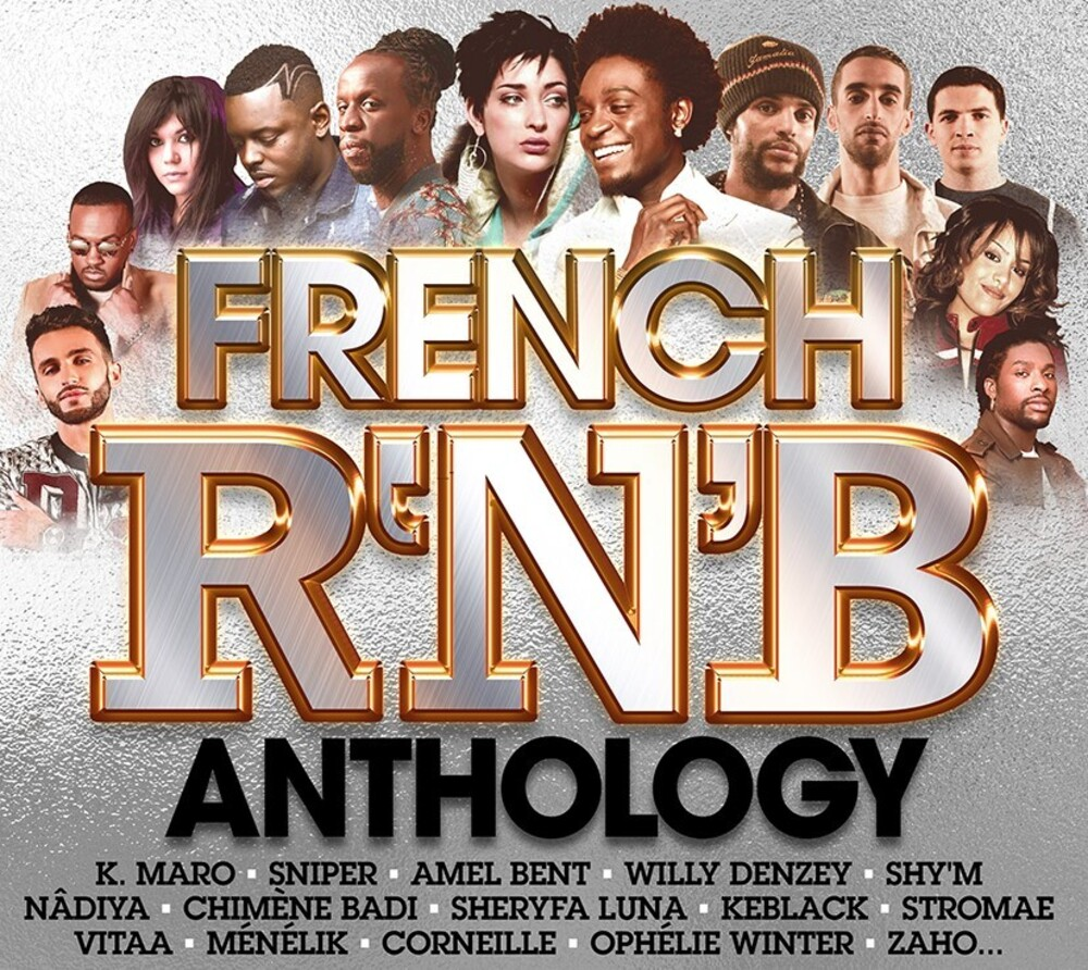 French Rnb Anthology / Various - French Rnb Anthology / Various (Fra)