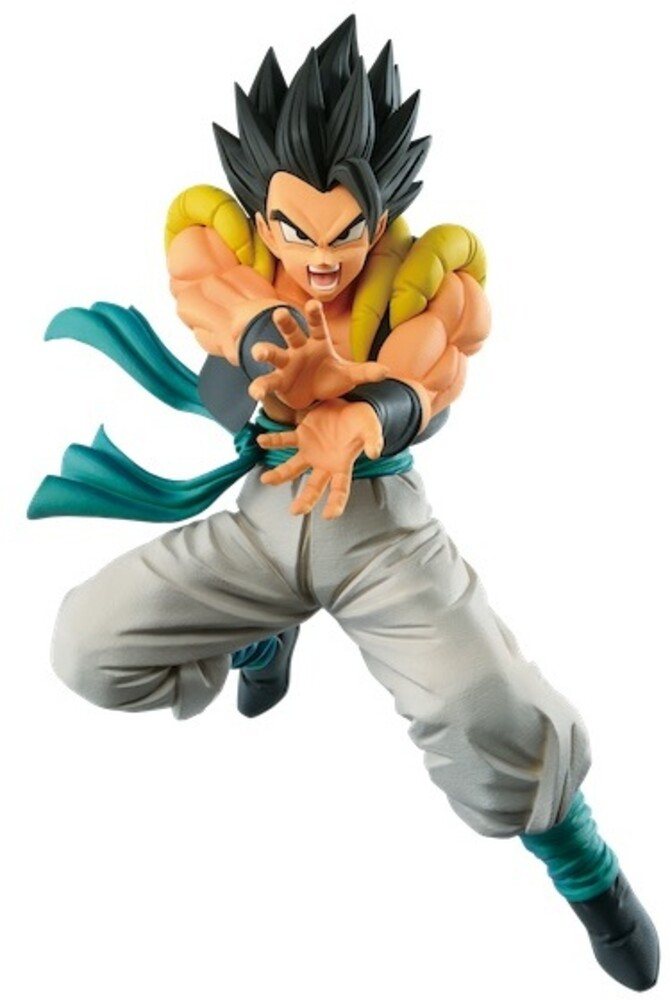 Banpresto - BanPresto - Dragon Ball Super Gogeta Super Kamehameha II Version 3