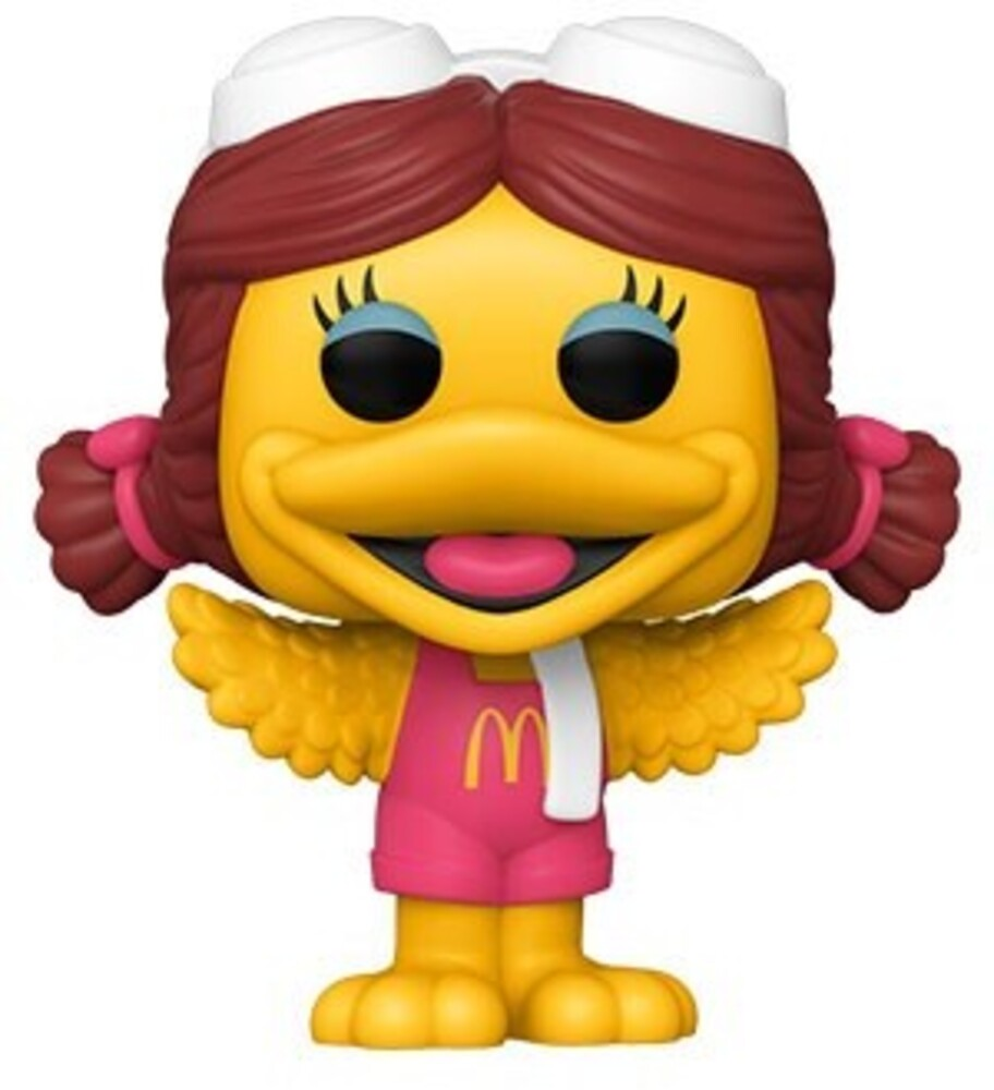 Funko Pop! AD Icons: - FUNKO POP! AD ICONS: McDonalds- Birdie