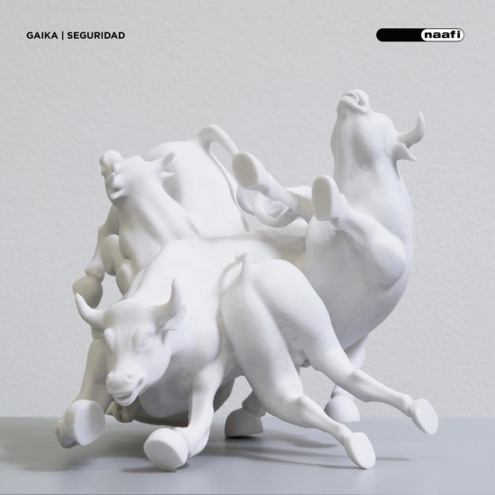 Gaika - Seguridad (White Vinyl)