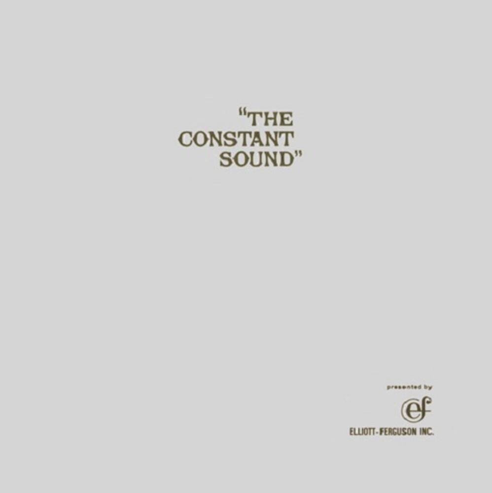 Constant Sound - The Constant Sound