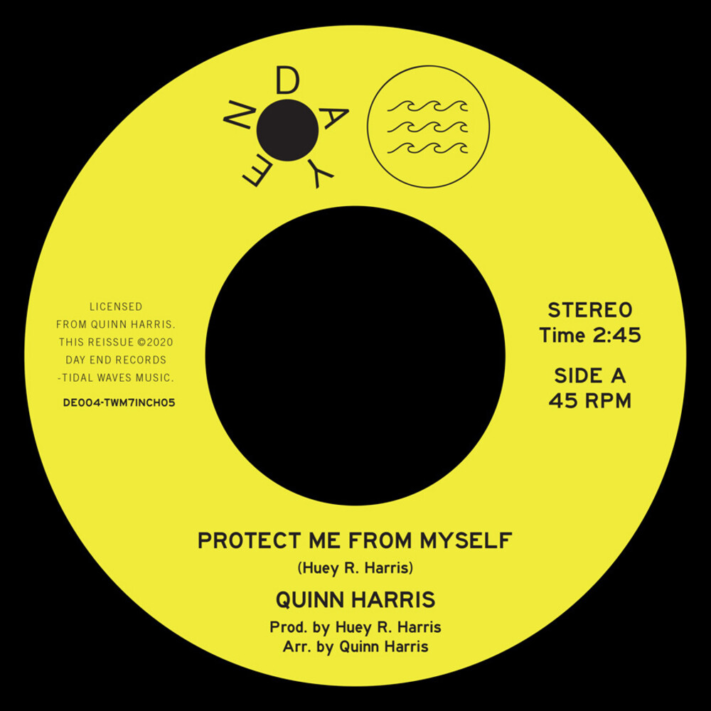 Quinn Harris - Protect Me From Myself (Ltd) (Reis)