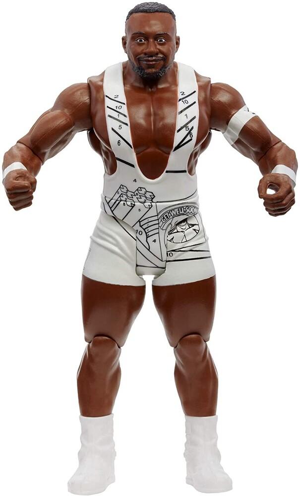 WWE - Mattel Collectible - WWE Basic Figure Big E