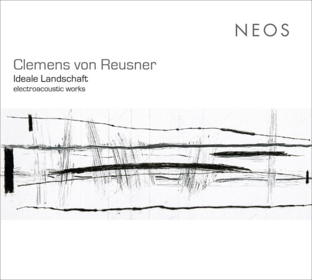 Clemens Reusner Von - Ideale Landschaft