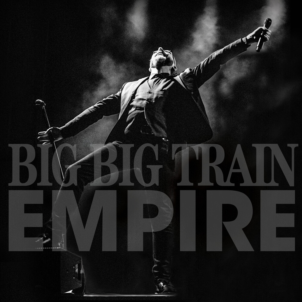 Big Big Train - Empire (2CD + Bluray)