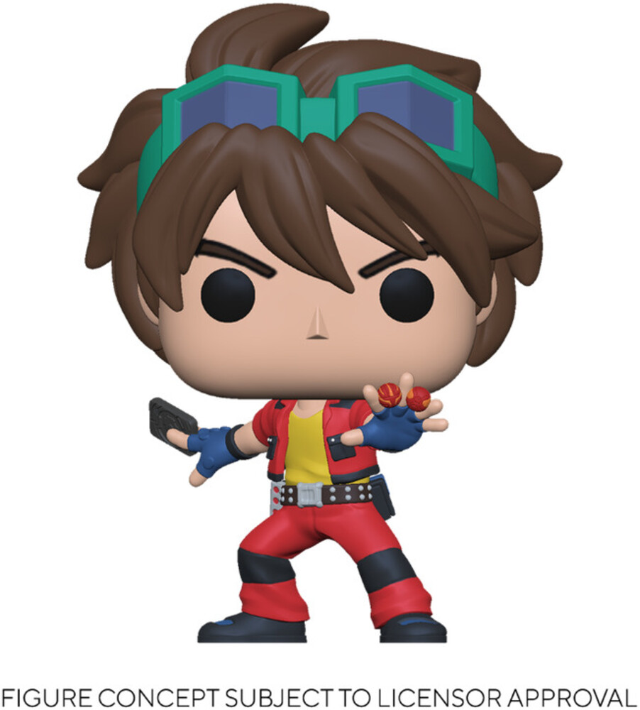 - FUNKO POP! ANIMATION: Bakugan- Dan