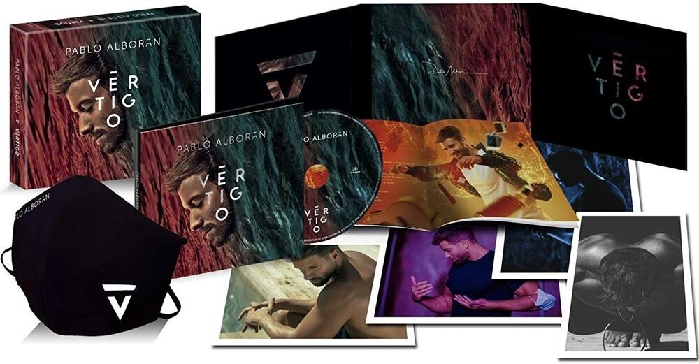 Pablo Alboran - Vertigo (Box) (Pcrd) (Dig) (Spa)