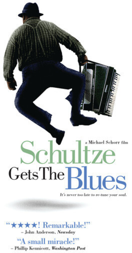Schultze Gets The Blues - Schultze Gets the Blues