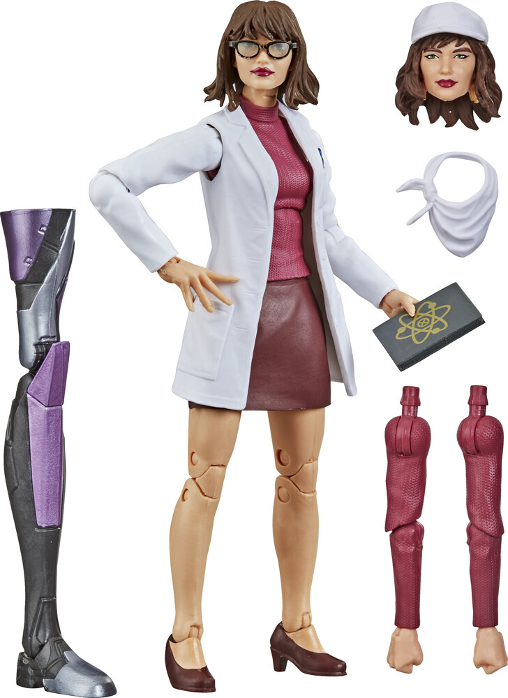 - Hasbro Collectibles - Marvel Legends X-Men Moira MacTaggert