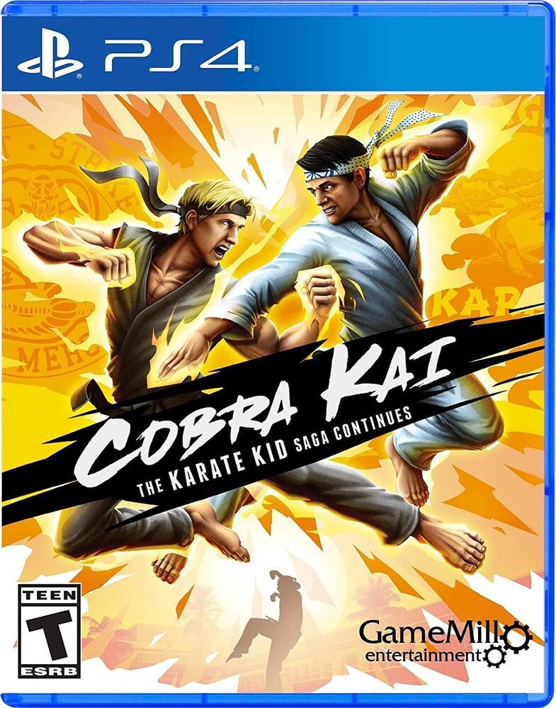 Ps4 Cobra Kai Karate Kid Saga - Cobra Kai Karate Kid Saga for PlayStation 4