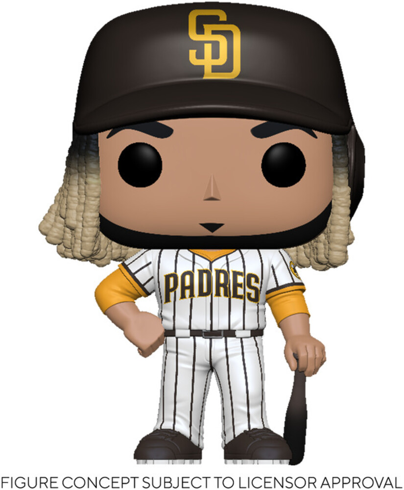 Funko Pop! MLB: - Padres- Fernando Tatis Jr. (Home Uniform)