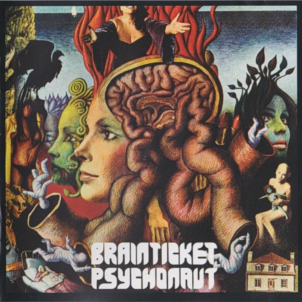 Brainticket - Psychonaut [Clear Vinyl]