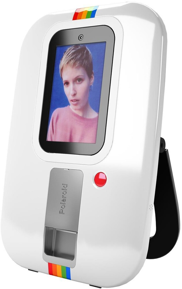 Polaroid Photobooth (White) - Polaroid Photobooth - White