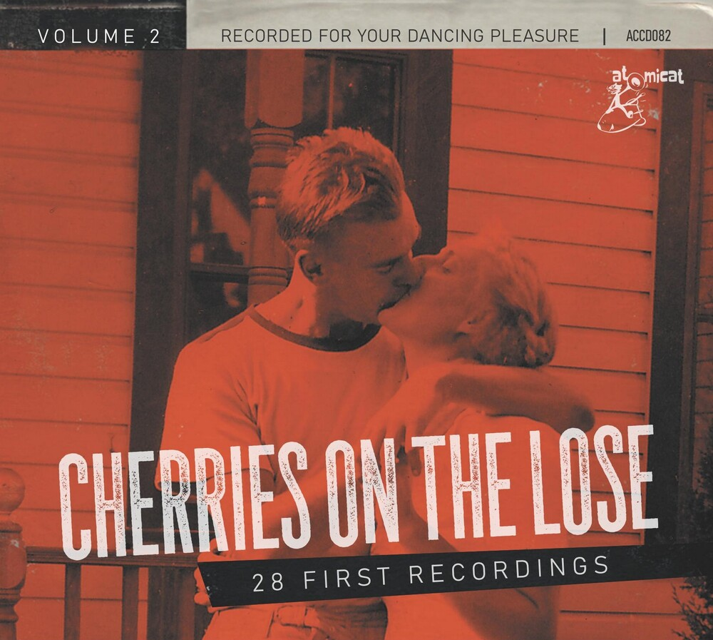 Cherries On The Lose 2 28 First Recordings / Var - Cherries On The Lose 2: 28 First Recordings / Var