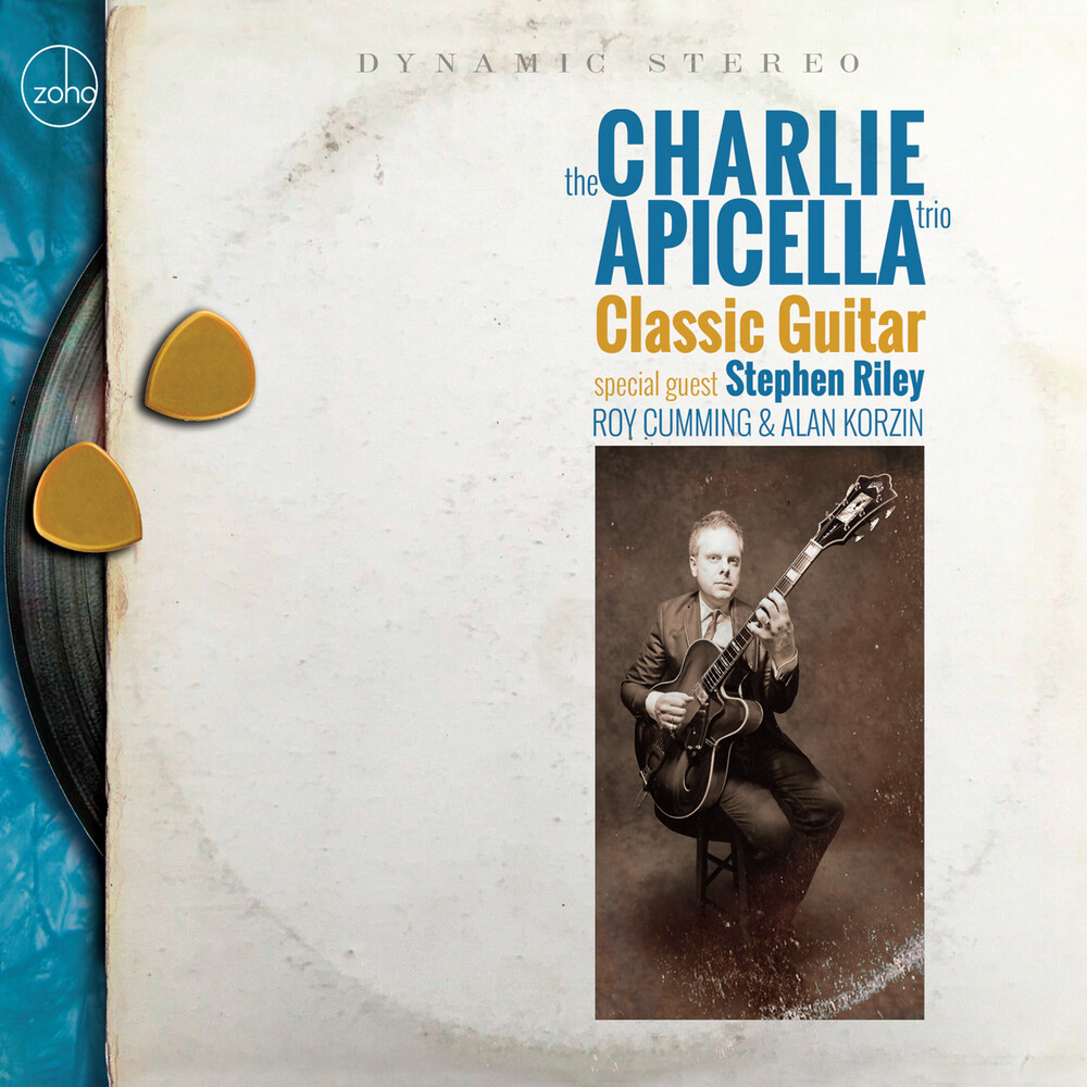 Charlie Apicella - Classic Guitar