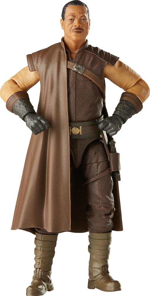 SW Bl Mando Tree - Hasbro Collectibles - Star Wars Black Series Mandalorian Greef Karga