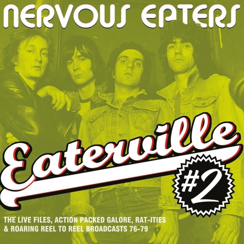 Nervous Eaters - Eaterville 2