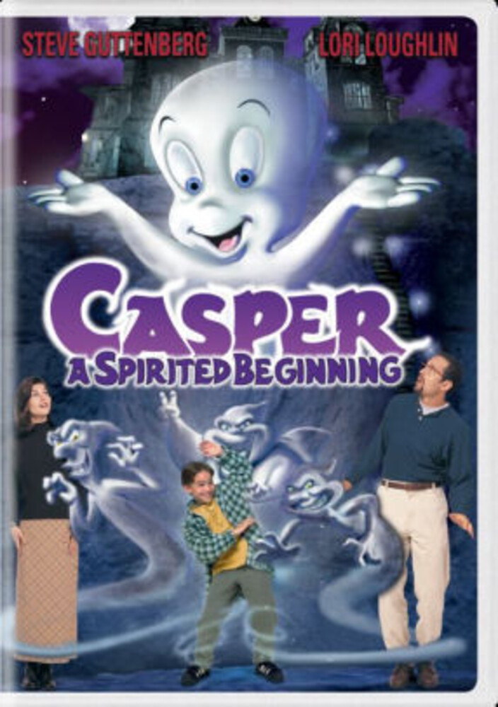Casper: A Spirited Beginning - Casper: A Spirited Beginning